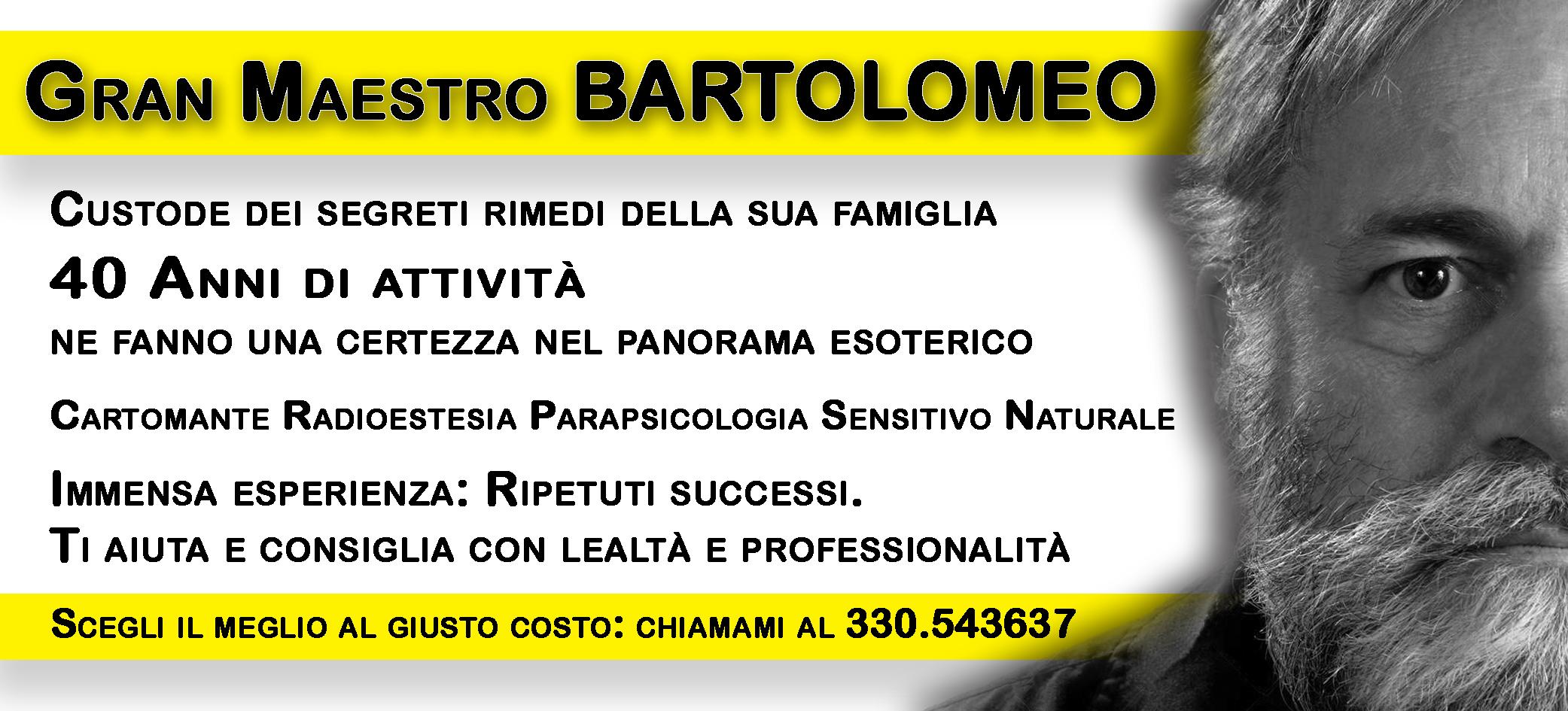 Gran Maestro Bartolomeo